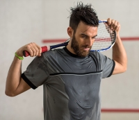 The Racquetball Workout
