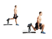 How To Do A Rear-Foot Elevated Split Squat