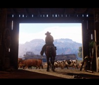 Rockstar Games Just Released an Epic Teaser Trailer for 'Red Dead Redemption 2'