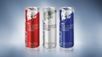 Supercharged Red Bull Mocktails
