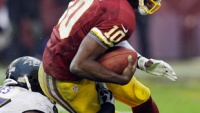 No Torn ACL for Redskins QB