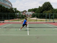5 Tennis Drills to Get Pro-Level Agility