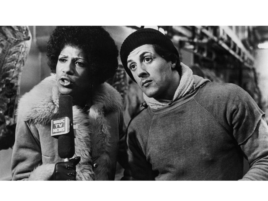 Never Before Seen Photos From Rocky Movies