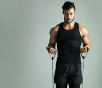 7 Resistance Band Exercises to Build Muscle