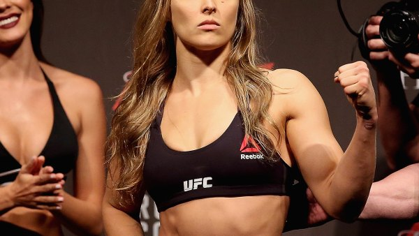 Ronda Rousey Ready for Final Fights
