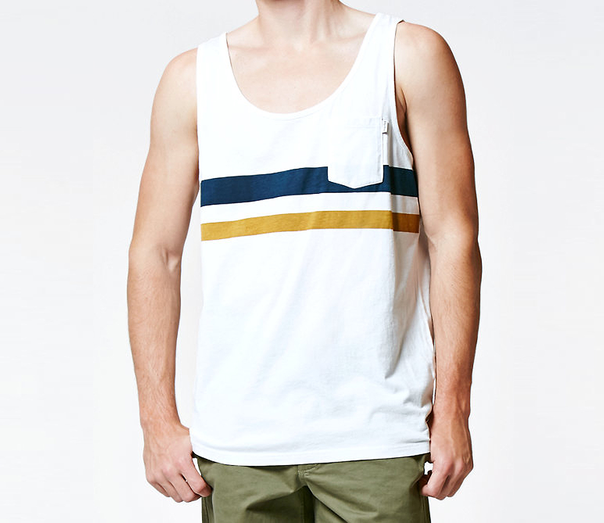 c04d0aec The 20 Best Tank Tops for Men: Summer 2016 Edition