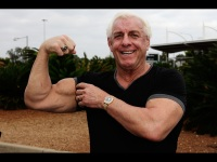 Watch Ric Flair Prove His 'old Man Strength' With a Huge Deadlift