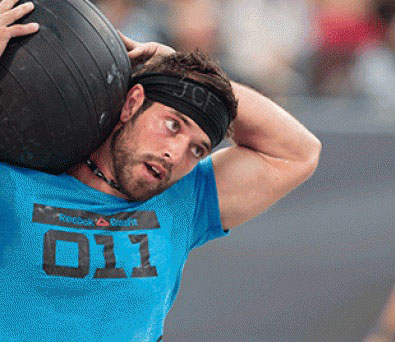 CrossFit Champ Rich Froning Signs Long