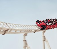 3. Ride the fastest coaster in the world