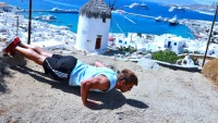 Fit Travel: the Mykonos Anywhere Workout [VIDEO]
