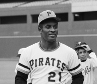Roberto Clemente, Outfielder, Pittsburgh Pirates