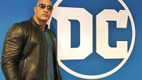 The Rock, DC, Black Adam