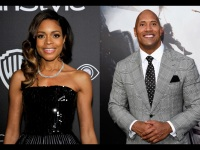 Dwayne 'The Rock' Johnson Welcomes Naomie Harris to 'Rampage' Cast