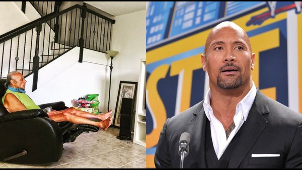 The Rock honors WWE legend Jimmy 'Superfly' Snuka