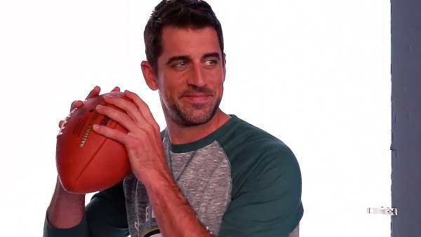 Video: Behind the Scenes at Aaron Rodgers' September 2017 Men's Fitness Cover Shoot