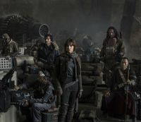 Felicity Jones stars in Rogue One: A Star Wars Story.