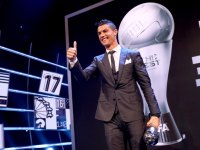 Cristiano Ronaldo, Real Madrid wins FIFA award