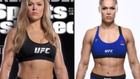 Ronda Rousey Shows Off Major Body Transformation Before UFC 207