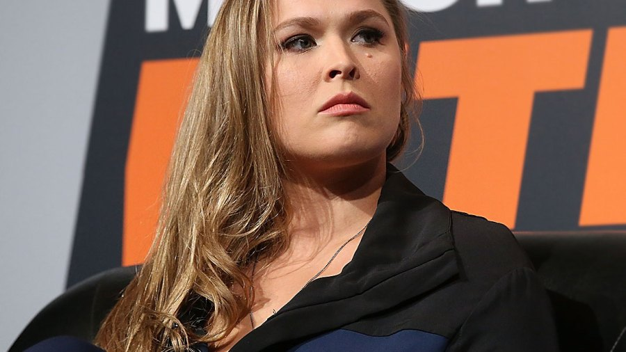Conor McGregor Has Some Advice for Ronda Rousey: 'Shut up the Haters'