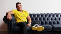 Jersey Shore's Ronnie on Working Hard and Playing Hard [VIDEO]