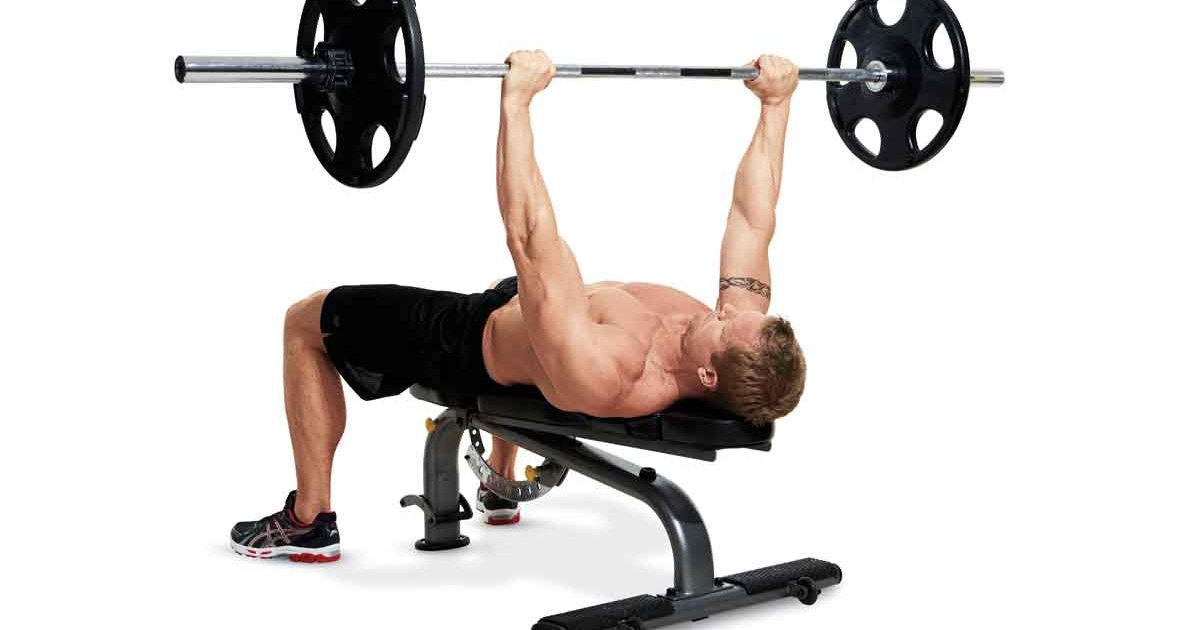 Bench Press Like the Pros by Avoiding These Rookie Mistakes