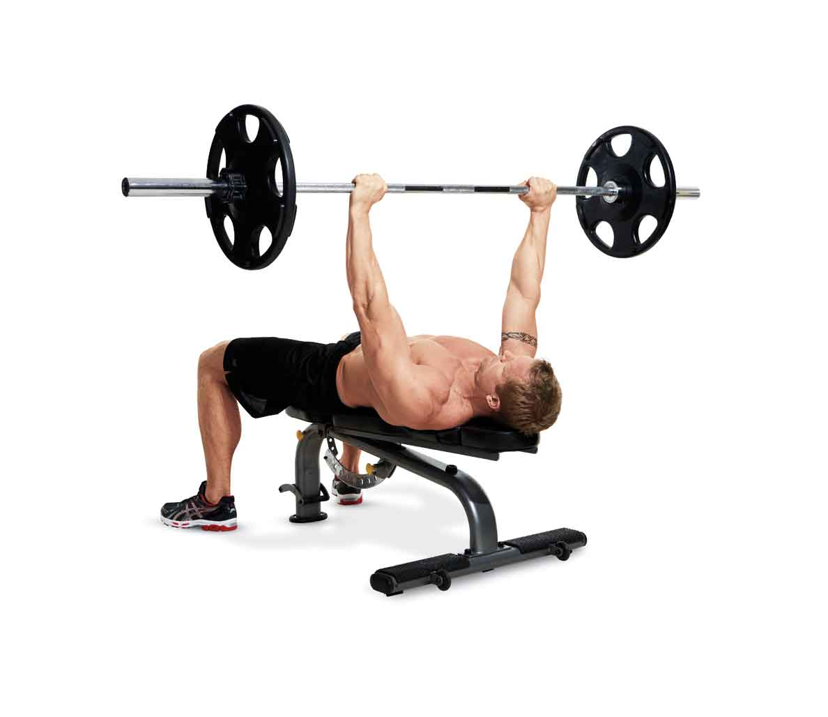 Workout Mistakes: The Bench Press