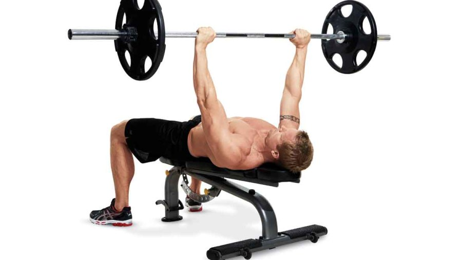 Bench Press Workout: The Top Rookie Mistakes and How to Fix Them
