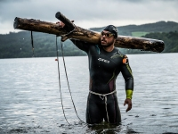 Photos: Ross Edgley's Epic Strongman Swim
