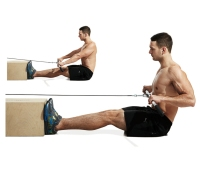 MOVE 2: Seated Cable Row
