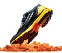 8) Running kills junk food cravings