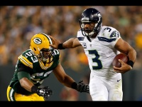How Russell Wilson Trains to Build Super Bowl Strength