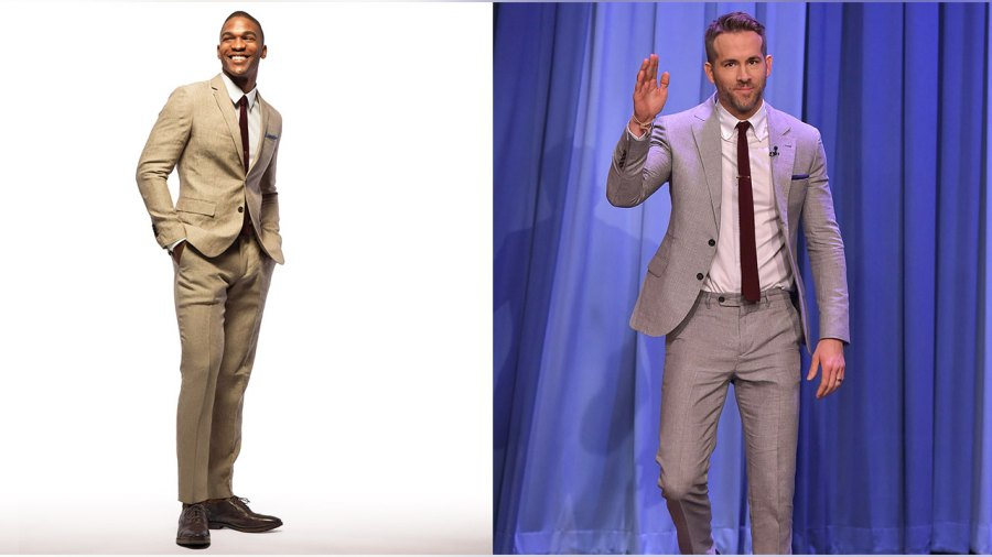 How to Steal Ryan Reynolds' Style: The Perfect Summer Suit