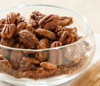 6. Candied nuts