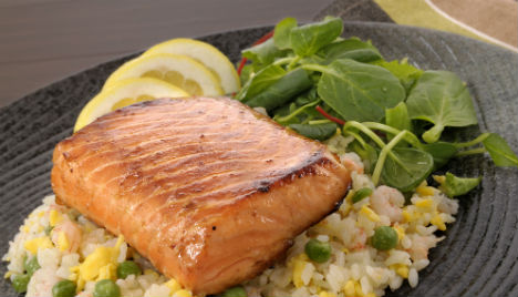Foods With Omega-3s
