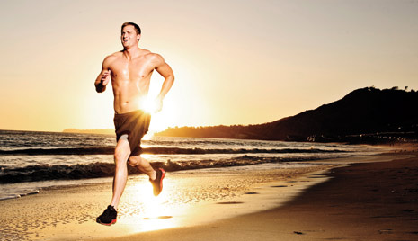 Anywhere Workout: Sand Sprints