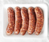 For Breakfast: Sausages