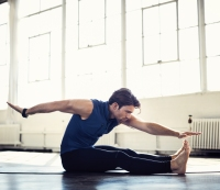 Pilates Primer: How to Do 'The Saw'