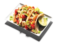 Scallop Tacos With Blistered Pineapple Salsa
