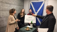 Watch: Get Schooled on Scotch with Laphroaig's Simon Brooking