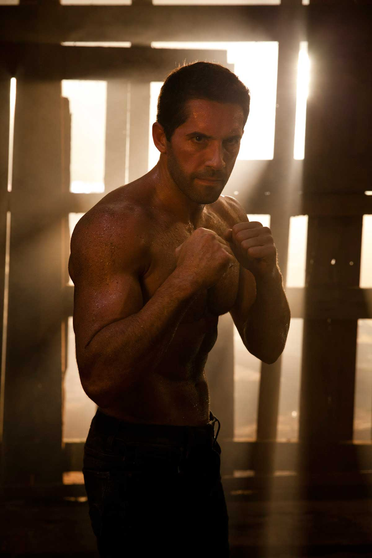 Scott Adkins in 'Hard Target 2' / Universal Pictures Home Entertainment