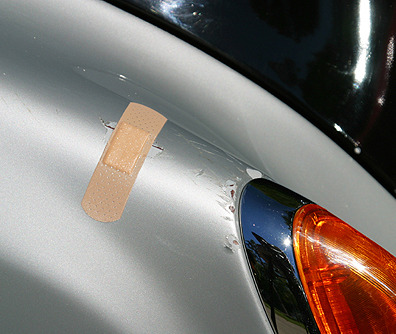 How to Repair a Scratch on Your Car