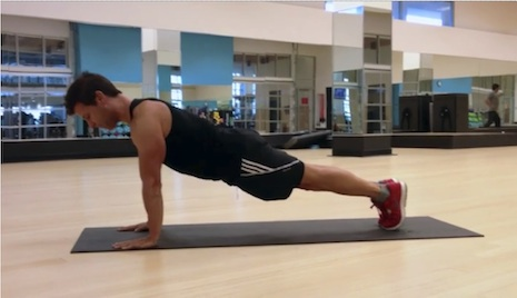 Quick Abs Exercises: the My Wife Kicked My Abs Workout [VIDEO]