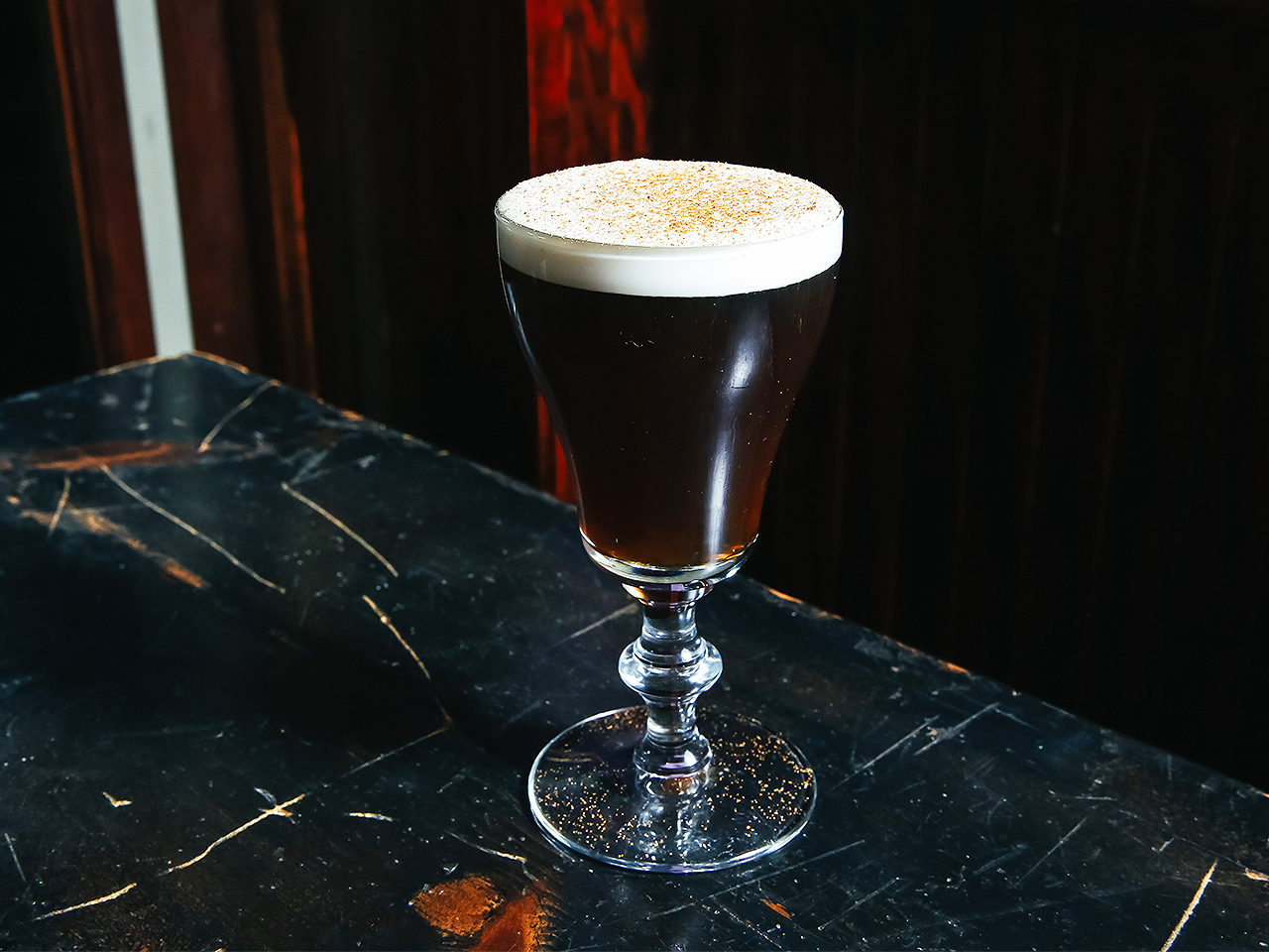 Slane Irish Coffee Recipe by Pam Wiznitzer