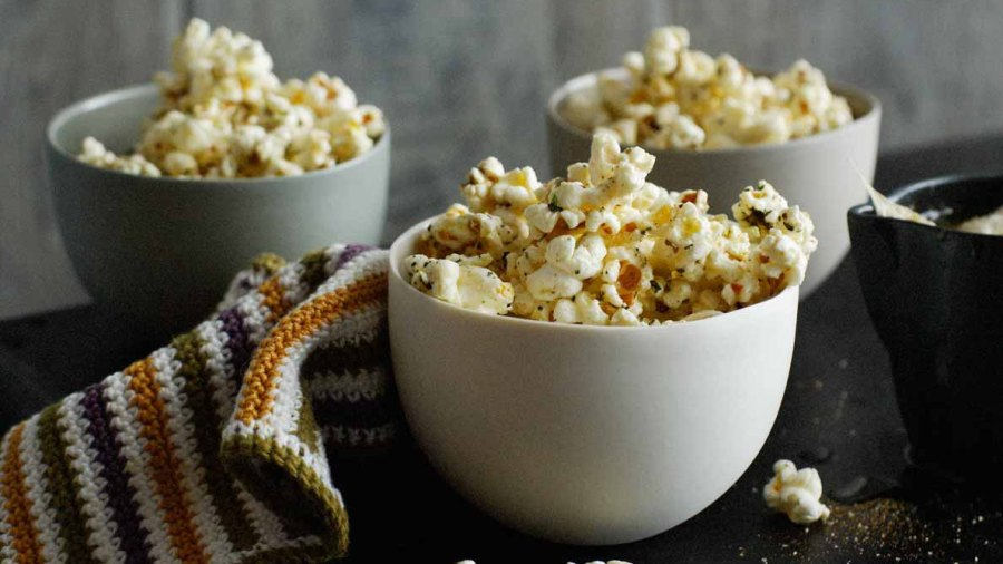 4 Ingredients to Upgrade Your Popcorn Instantly