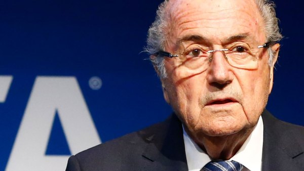 WATCH: FIFA Exec Showered With Money