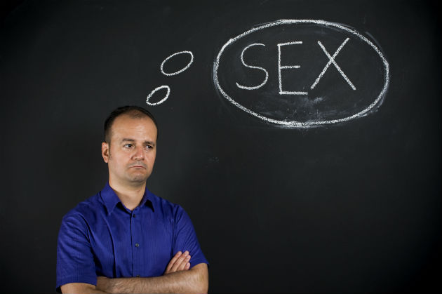 10. How often do you think about sex?