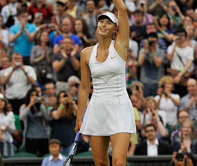 MF Profile: Maria Sharapova