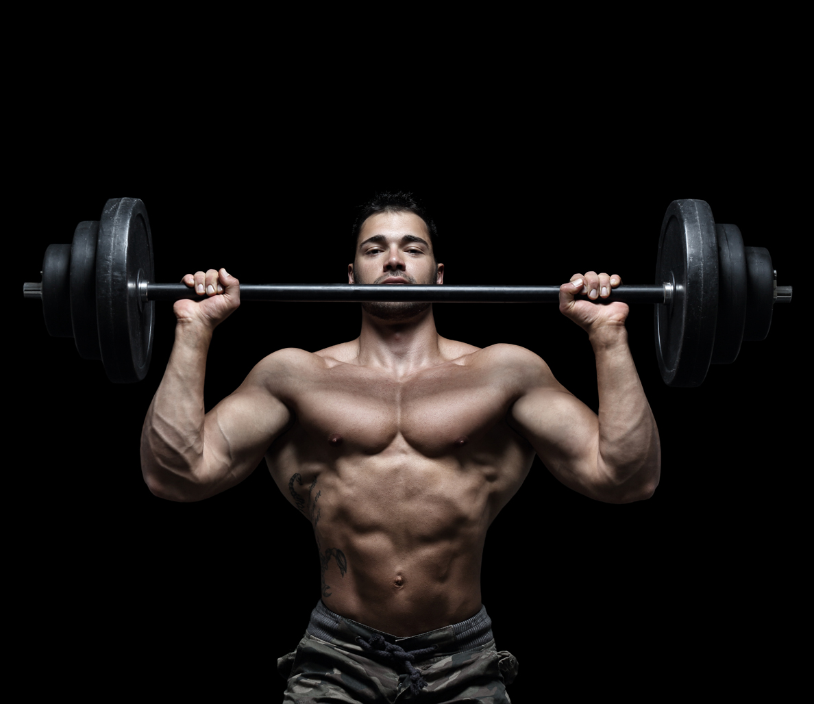 Image result for shoulder press pics