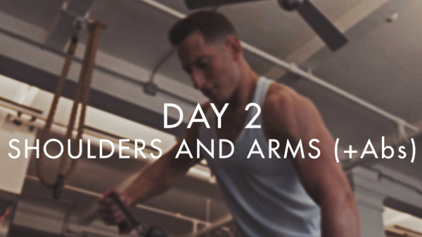 Shoulders, Arms, Abs