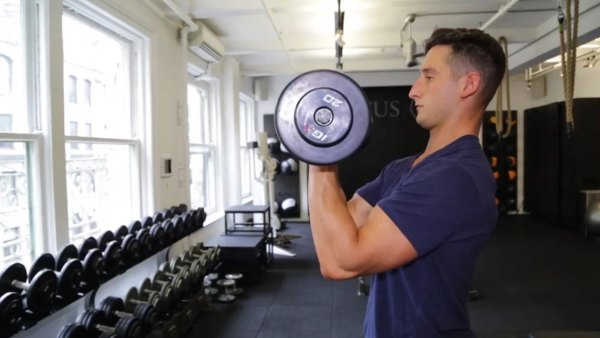 The 6-move workout for big and bulletproof shoulders